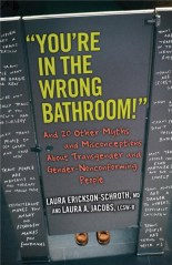 "cover of ""You're In The Wrong Bathroom!"""